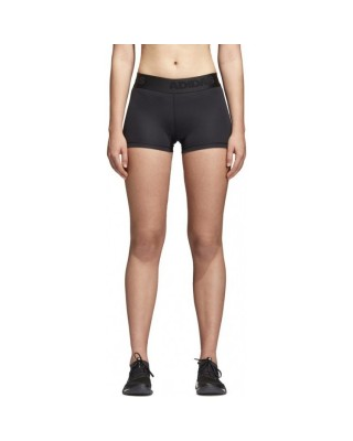ALPHASKIN SPRT SHORT TIGHT 3INCH CD9757 ΜΑΥΡΟ