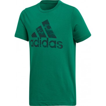 Adidas Badge of Sport Tee CV6145 ΠΡΑΣΙΝΟ