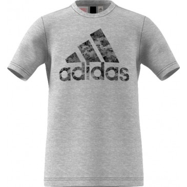 Adidas Badge of Sport Tee CV6146  ΓΚΡΙ