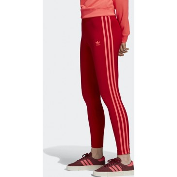 3 STRIPES TIGHT ED7577 ΚΟΚΚΙΝΟ