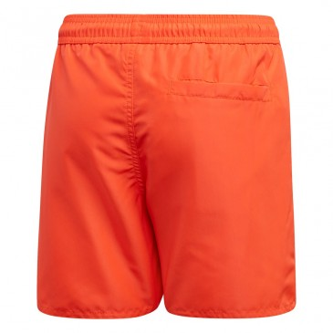YOUNG BOYS CLASSIC BADGE OF SPORTS SHORTS FL8712 ΚΟΚΚΙΝΟ