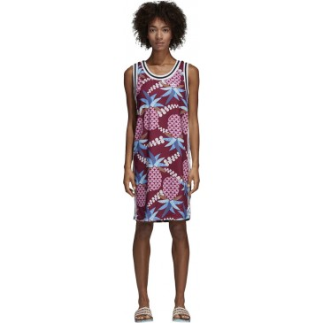 AdidasOriginals  TANK DRESS CW4726 ΠΟΛΥΧΡΩΜΟ