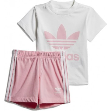 ADIDAS  ORIGINAL SHORT TEE SET 104 DV2815
