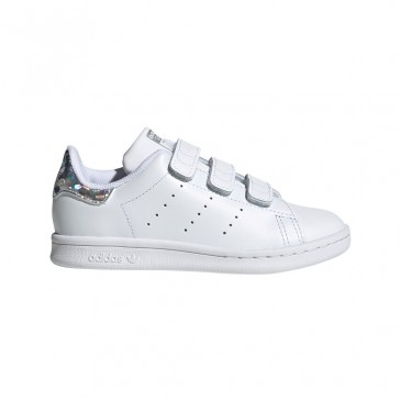 ADIDAS	ORIGINALS EE8484 STAN SMITH CF C	ftwr white/ftwr white/core black ΛΕΥΚΟ