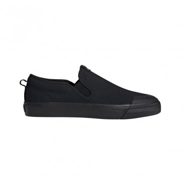 NIZZA SLIP ON EF1184 ΜΑΥΡΟ
