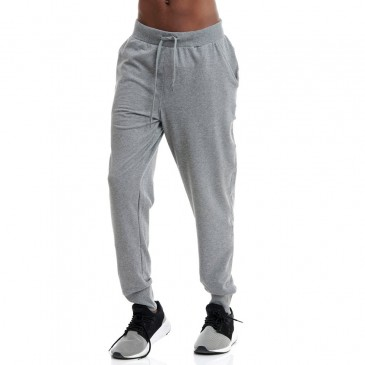 BDTKM CARRY OVER REGULAR JOGGER PANTS - MEDIUM CROTCH 80 CO 20PES  1201-950900-54680 ΓΚΡΙ