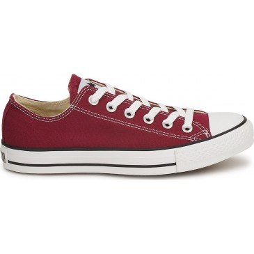 Converse All Star Chuck Taylor Ox M9691C ΜΠΟΡΝΤΩ