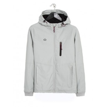 EMERSON 182.EW10.102 HOODED LONG JACKET  ΠΑΓΟΥ