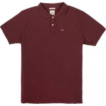 Mens Basic Polo   191.EM35.71 WINE