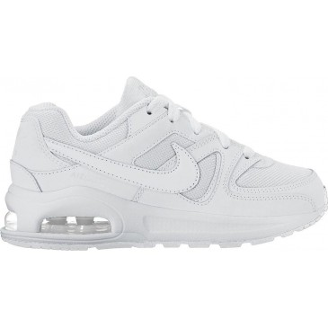 844347 NIKE AIR MAX COMMAND FLEX (PS) ΥΠΟΔΗΜΑ 844347-101 ΛΕΥΚΟ