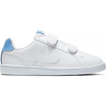 Nike Court Royale PSV 833536-106 ΛΕΥΚΟ