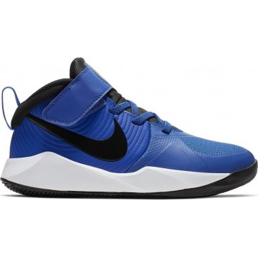 Nike Team Hustle D 9 PS AQ4225-400 ΜΠΛΕ