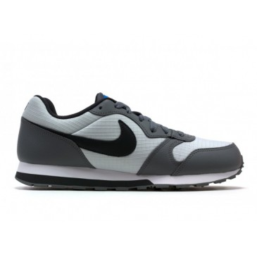 807316 NIKE MD RUNNER 2 (GS) ΥΠΟΔΗΜΑ 807316-015 ΓΚΡΙ