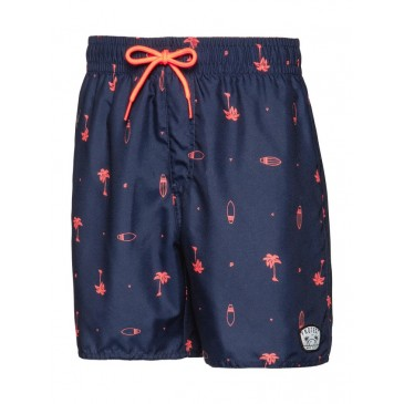 ROCCO JR BEACHSHORT 2811701 ΜΠΛΕ