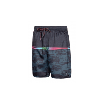 ATHLETIC BEACHSHORT ΜΑΥΡΟ 2711801/TRUE BLACK ΜΑΥΡΟ