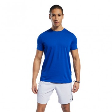 Commercial Channel Short Sleeve Tee FP9100 ΓΚΡΙ