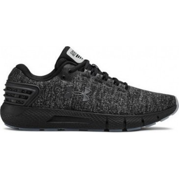 Under Armour Charged Rogue 3022674-001 ΜΑΥΡΟ