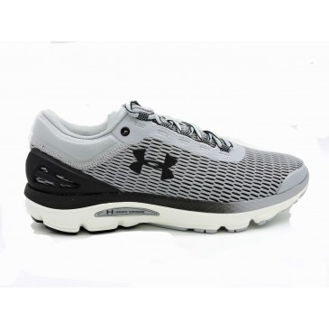UNDER ARMOUR CHARGED INTAKE 33021229-100    ΓΚΡΙ