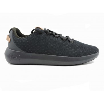 UNDER ARMOUR RIPPLE ELEVATED 3021651-002 ΜΑΥΡΟ