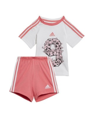 ADIDAS  I LIL 3S SP SET GM8968 ΛΕΥΚΟ