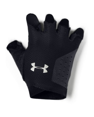 1329326 UA Womens Training Glove ΓΑΝΤΙΑ 1329326-001 ΜΑΥΡΟ