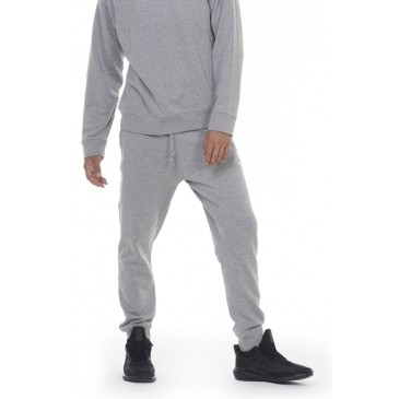 BODYACTION MEN SPORTSTYLE SWEATPANTS 023014-01-ΑΝΘΡΑΚΙ ΑΝΘΡΑΚΙ