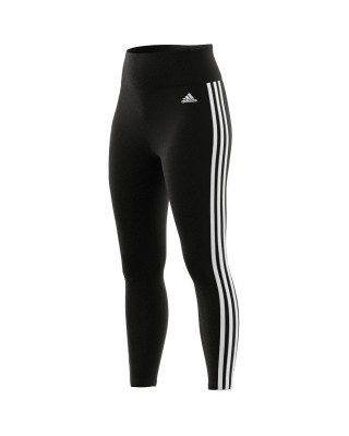 ADIDAS HIGH RISE 3-STRIPES 7/8 TIGHTS GL4040 ΜΑΥΡΟ/ΛΕΥΚΟ