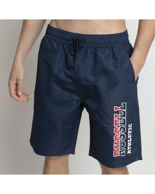 RUSSELL ATHLETIC -SHORTS A1068-1-190 ΜΠΛΕ