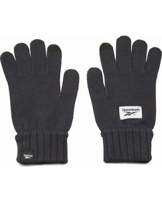 ACTIVE FOUNDATION KNITTED GLOVE GC8711 ΜΑΥΡΟ