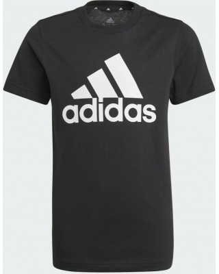 ADIDAS Essentials Tee GN3999 ΜΑΥΡΟ