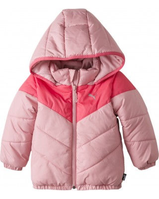580310 Minicats Padded Jacket  580310-14 ΡΟΖ