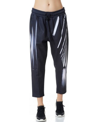ICONICW LOOSE CARROT PANTS - LOW CROTCH # 45%CO 55 1192-903800_10024 ΡΑΦ