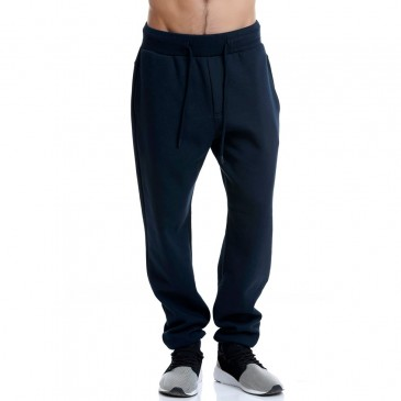 PANTSONMCL SLIM JOGGER PANTS -MEDIUM CROTCH 1202-959800-423 ΜΠΛΕ