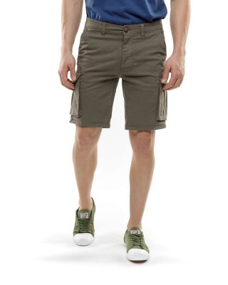 MENS CARGO SHORTS 1D21SS1007MP6106 ΚΑΦΕ