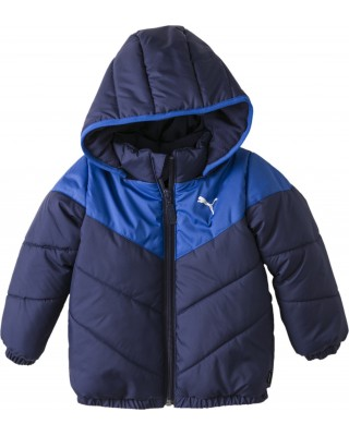 580310 Minicats Padded Jacket  580310-06 ΜΠΛΕ