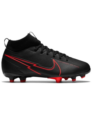 Nike Jr. Mercurial Superfly 7 Academy MG AT8120-060 ΜΑΥΡΟ