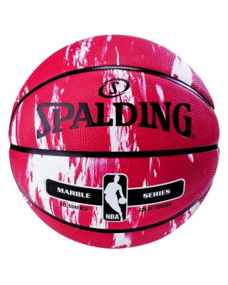 NBA MARBLE SERIES RED WITH WHITE SIZE 7 83-634Z1 ΛΕΥΚΟ