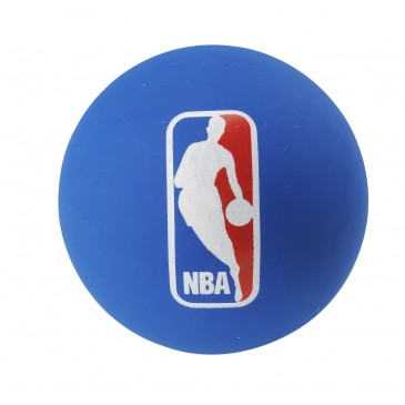 HI BOUNCE SPALDEEN BALL NBA LOGOMAN BLUE (24pcs per pack) 51-213Z1 MULTI