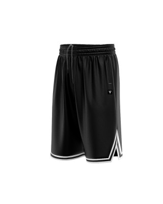 MENS PERFORMANCE SHORTS 21002-ΜΑΥΡΟ ΜΑΥΡΟ