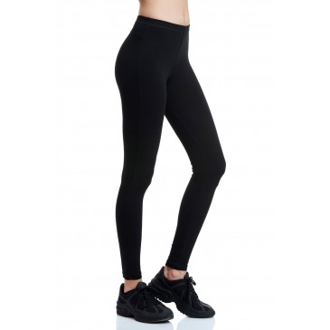 BDTKWCO LEGGINGS 4/4 1202-902106-100 ΜΑΥΡΟ