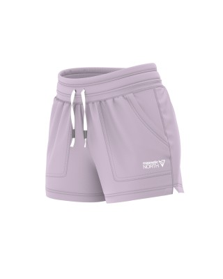 WOMENS SWEAT SHORTS 21033-ΛΙΛΑ ΛΙΛΑ