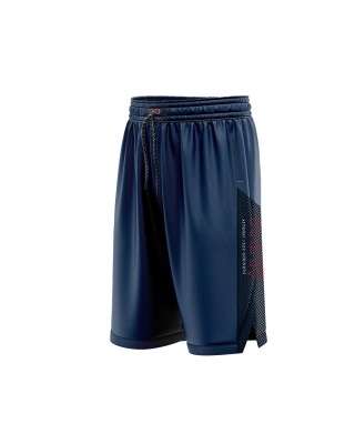 MENS PERFORMANCE SHORTS 21001-ΜΠΛΕ ΜΠΛΕ