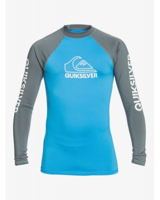 On Tour - Long Sleeve UPF 50 YOUTH WETSUITS EQBWR03130-BMM0 ΓΑΛΑΖΙΟ