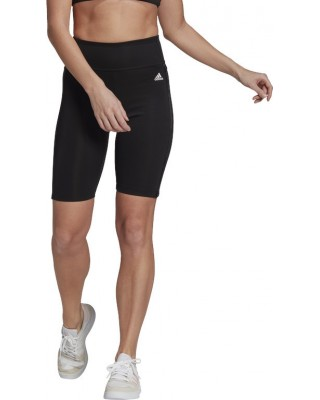 ADIDAS DESIGNED TO MOVE SHORT TIGHT GL3996 ΜΑΥΡΟ/ΛΕΥΚΟ