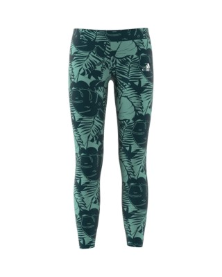 ADIDAS Girls Future Icons AOP Tight GM7049 ΠΡΑΣΙΝΟ