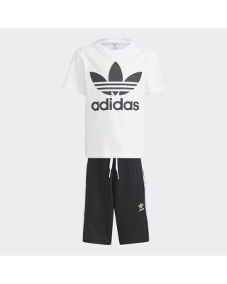 ADIDAS ORIGINALS adicolor short tee set GP0194 ΛΕΥΚΟ